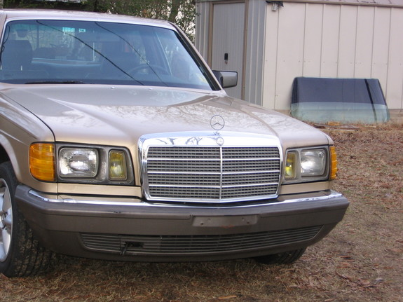 Another rayleb 1982 Mercedes-Benz S-Class post... - 7636425