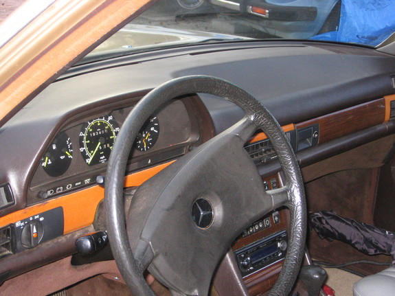 Another rayleb 1982 Mercedes-Benz S-Class post... - 7636428