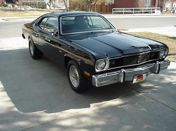 uwant2 1975 Plymouth Duster
