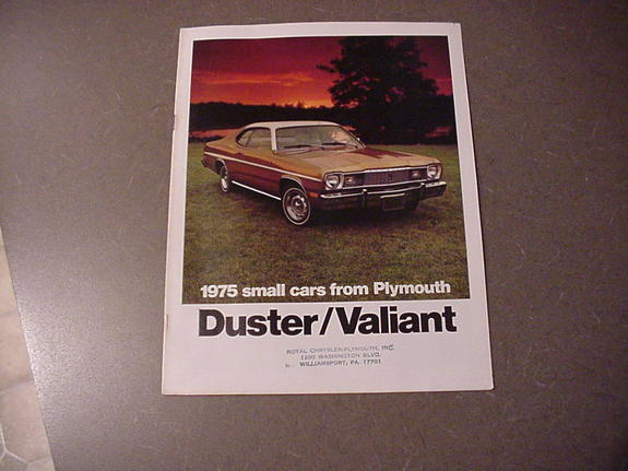 Another uwant2 1975 Plymouth Duster post... - 7610253