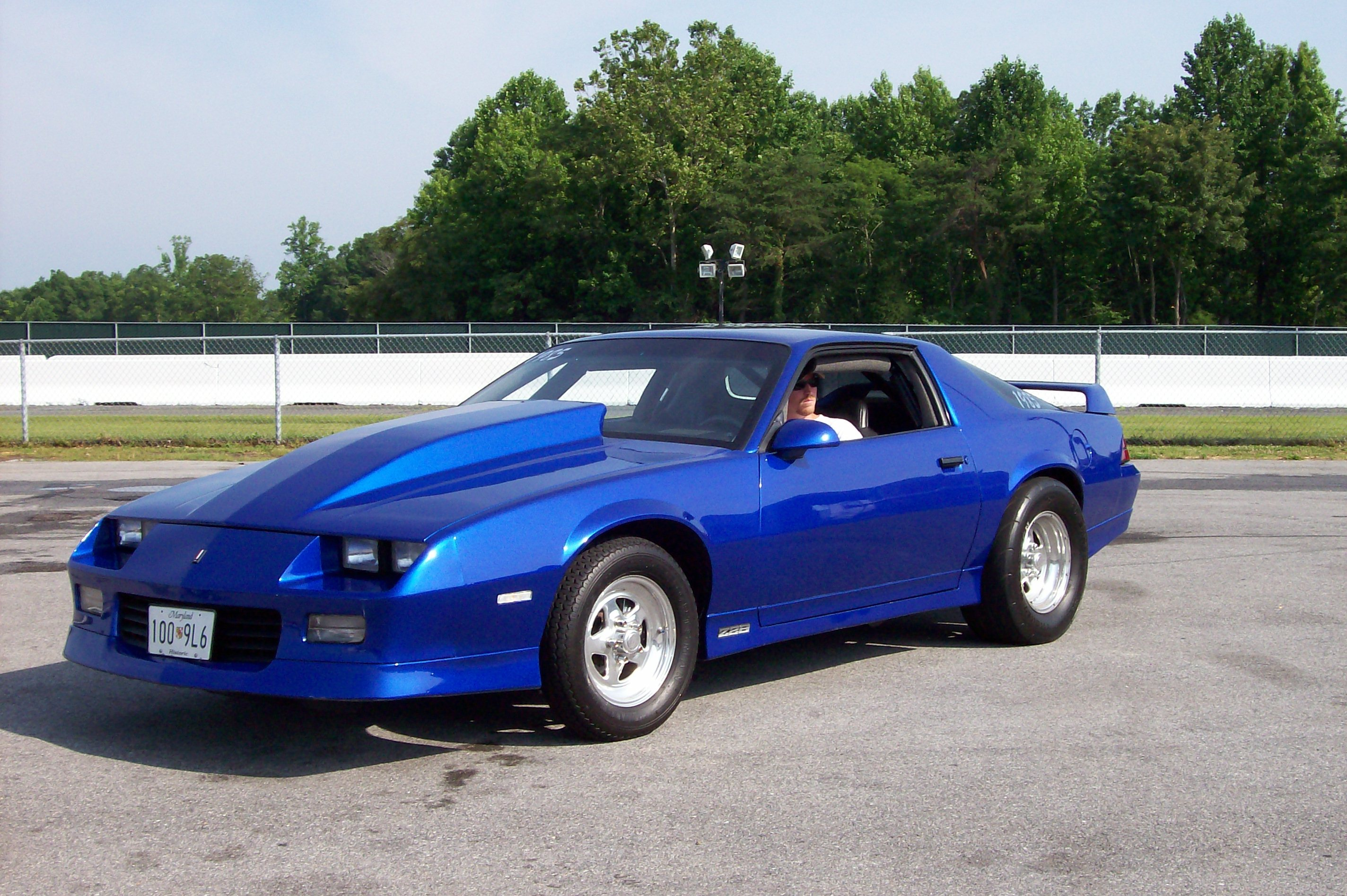 Another bluebeast8383 1985 Chevrolet Camaro post... - 7607350