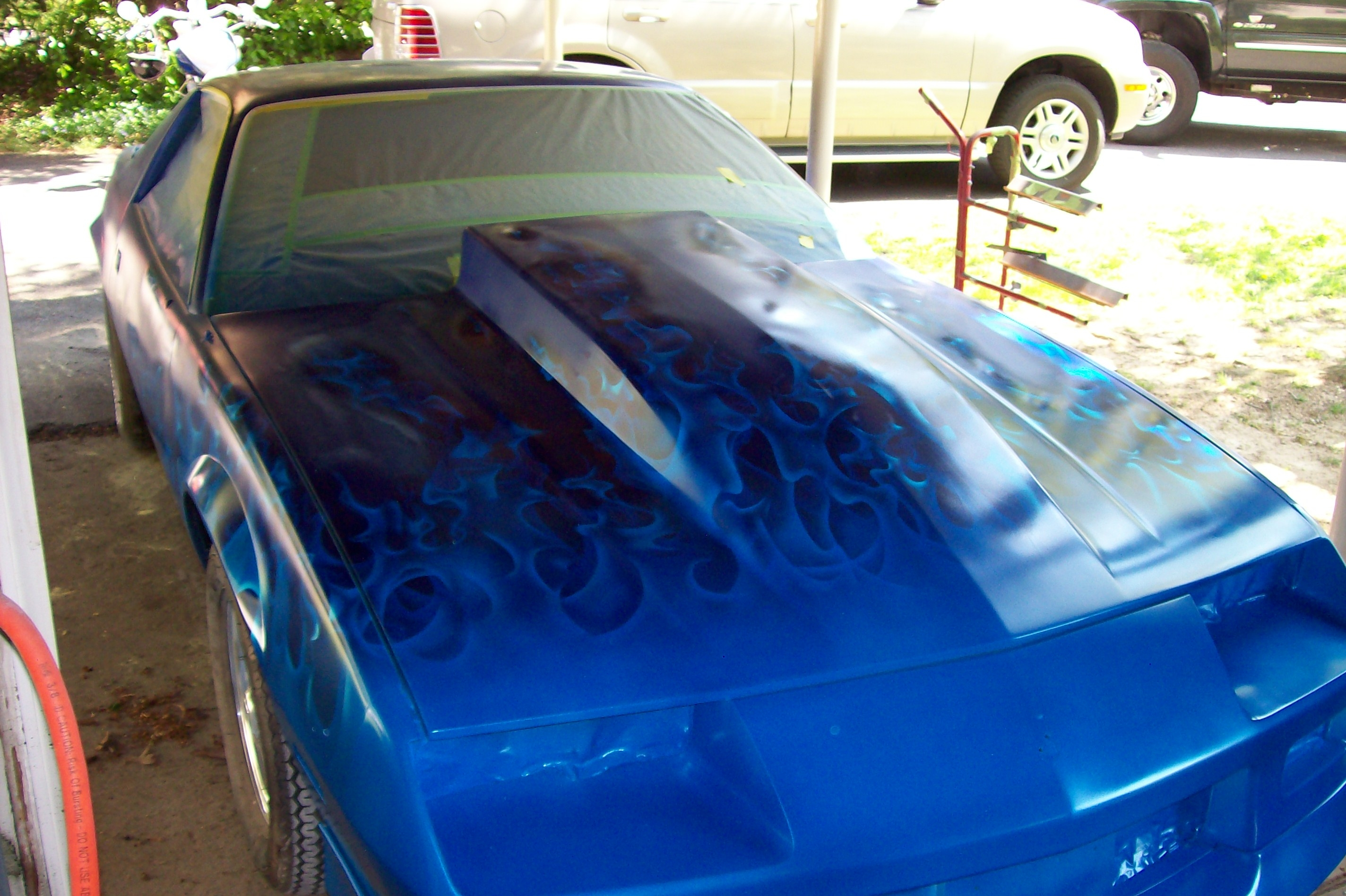Another bluebeast8383 1985 Chevrolet Camaro post... - 7607412