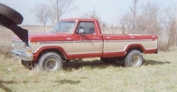 78ford4x4s 1978 Ford F150 Regular Cab