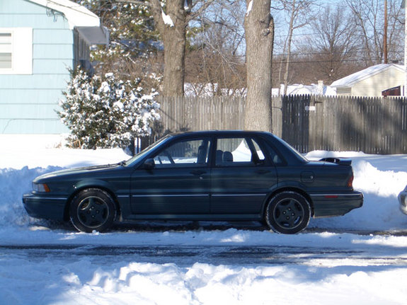 Another themadhatter 1991 Mitsubishi Galant post... - 7608606