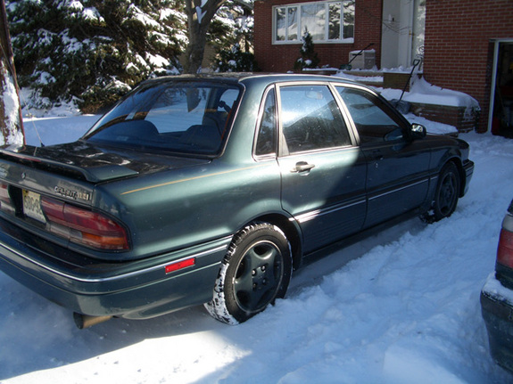 Another themadhatter 1991 Mitsubishi Galant post... - 7608609