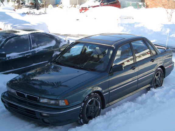 Another themadhatter 1991 Mitsubishi Galant post... - 7608610