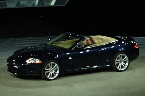 coolbrits's 2007 Jaguar XK Series