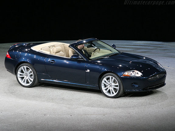 coolbrits 2007 Jaguar XK Series 7607087