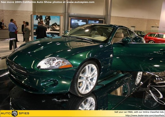 coolbrits 2007 Jaguar XK Series 7607097