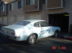 primeredgem 1970 Ford Maverick