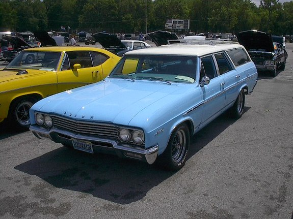 throckmorton 1965 Buick Sport Wagon 7612172