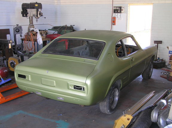 Another fordnut84 1970 Ford Capri post... - 7744304