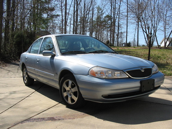 98BlueMystique's 1998 Mercury Mystique