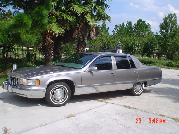 Another IceHeart 1996 Cadillac Fleetwood post... - 7613457