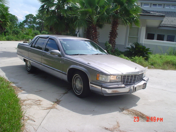 Another IceHeart 1996 Cadillac Fleetwood post... - 7613458
