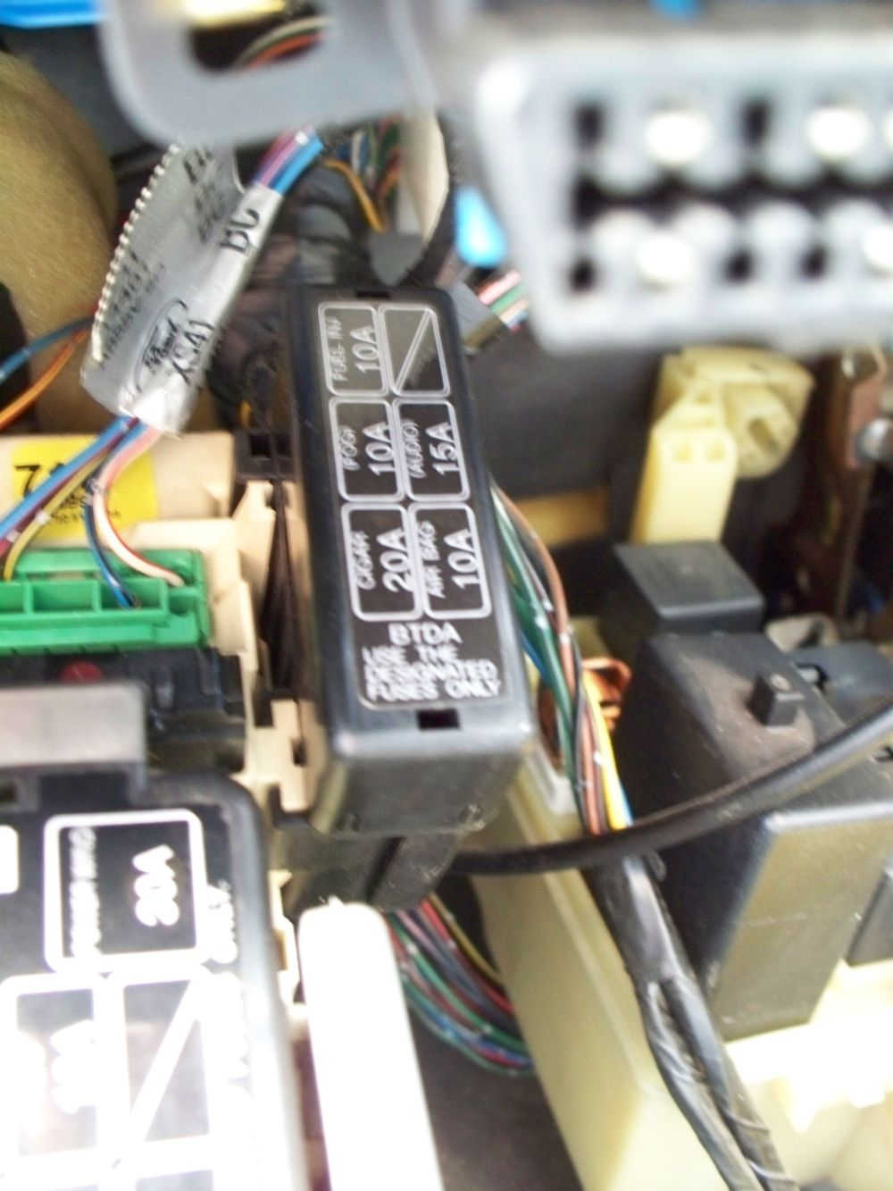 22304884007_large how to 3rd gen factory fog light install on sedan ford escort open fuse box 2013 ford escape at gsmportal.co
