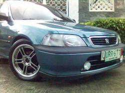 DOHCjay 1997 Honda City