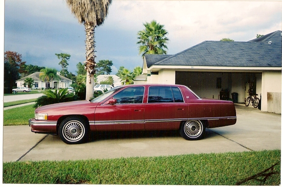 bigcichon 1994 cadillac deville specs photos. Black Bedroom Furniture Sets. Home Design Ideas