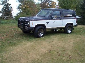 84_4x4's 1984 Ford Bronco II