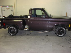 4-DED 1974 Chevrolet C/K Pick-Up