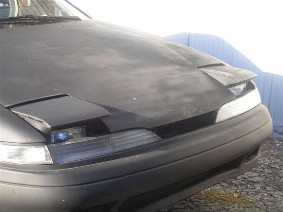 TWNSPIN 1990 Plymouth Laser 7621187
