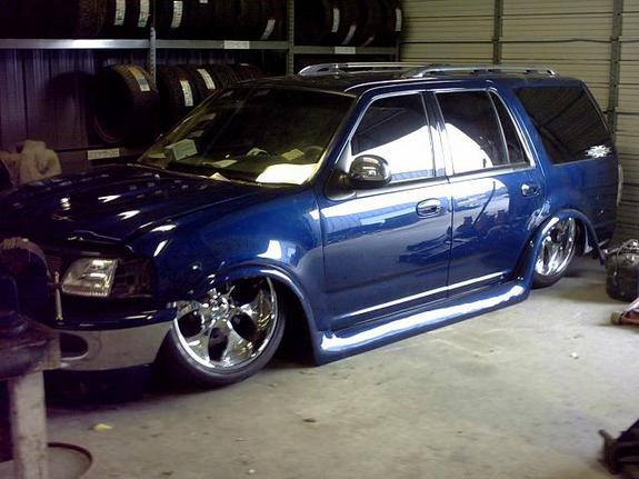 Xtremecustoms1 1998 Ford Expedition Specs  Photos