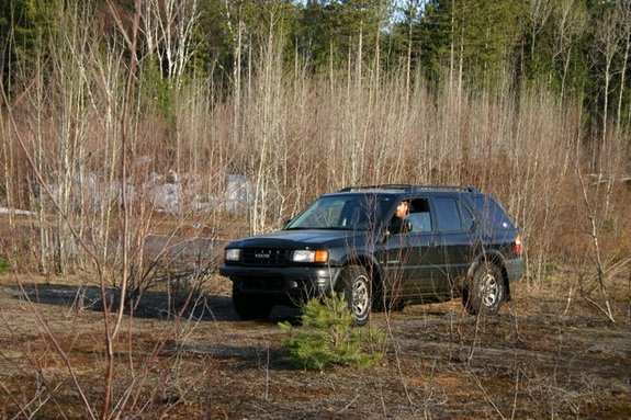 Another rodeored 1999 Isuzu Rodeo post... - 7620993
