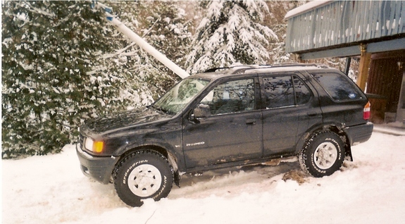 Another rodeored 1999 Isuzu Rodeo post... - 7620998