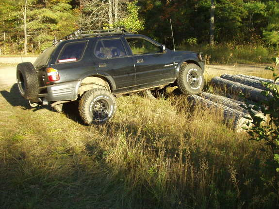 Another rodeored 1999 Isuzu Rodeo post... - 7621065