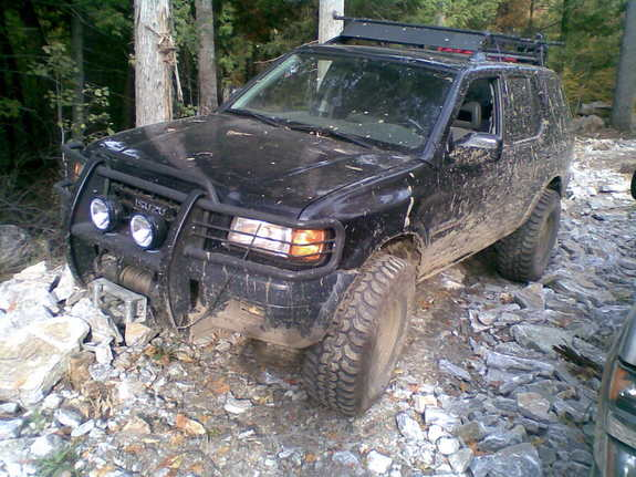 Another rodeored 1999 Isuzu Rodeo post... - 7621067