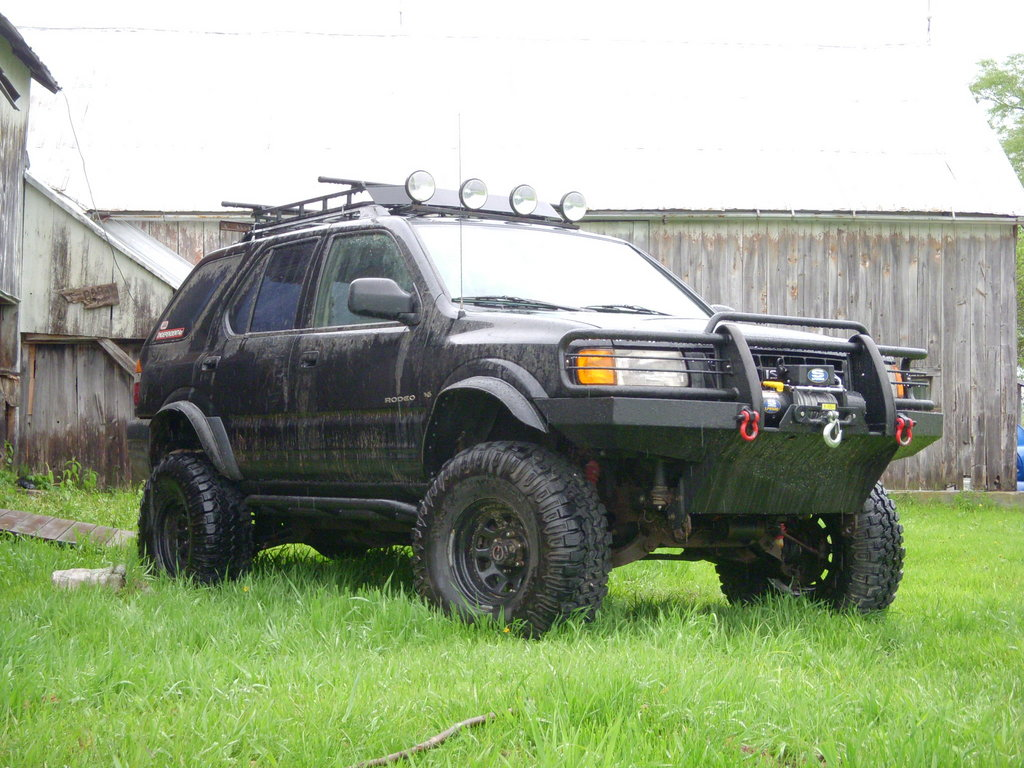 Another rodeored 1999 Isuzu Rodeo post... - 7621071