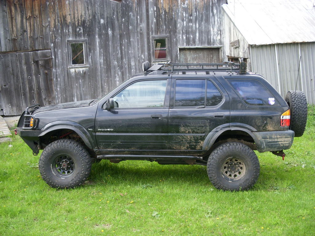Another rodeored 1999 Isuzu Rodeo post... - 7621074