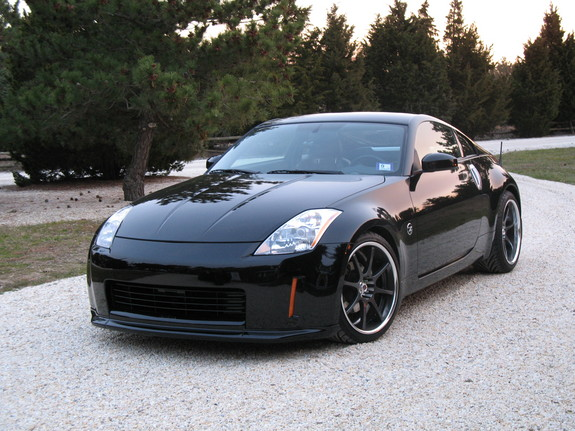 md350z 2003 nissan 350z specs photos modification info. Black Bedroom Furniture Sets. Home Design Ideas