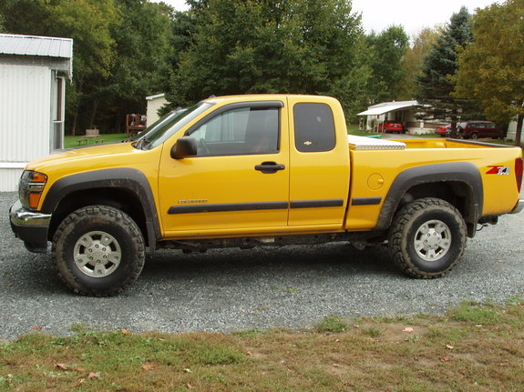 Lifted Chevy Colorado >> ilikechevys04 2004 Chevrolet Colorado Regular Cab Specs ...