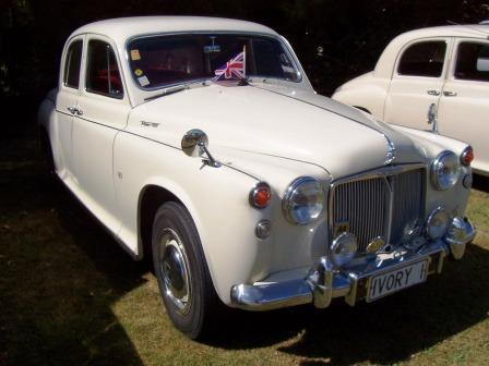 Another starla_00 1963 Rover 400 post... - 7624630