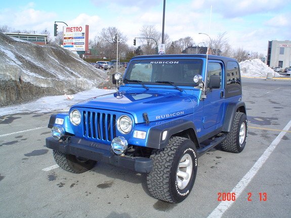 elian 2003 jeep rubicon specs photos modification info. Black Bedroom Furniture Sets. Home Design Ideas