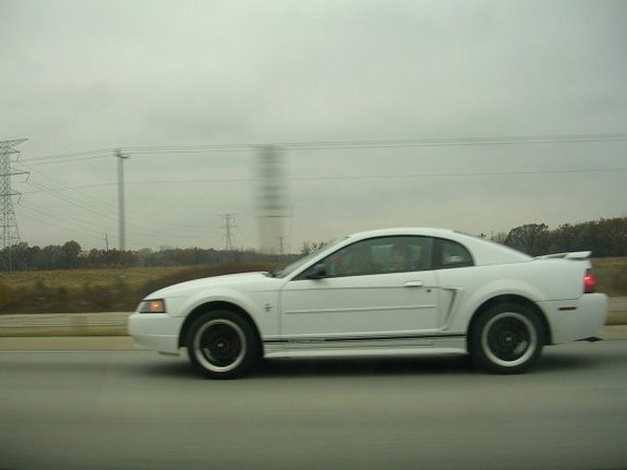 Another Baby_Eleanor 2001 Ford Mustang post... - 7626575