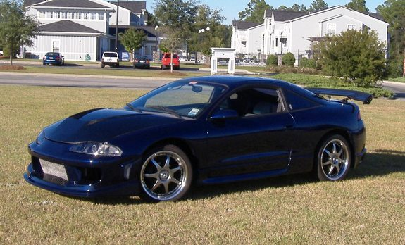 forced_gs-t 1997 Mitsubishi Eclipse Specs, Photos ...