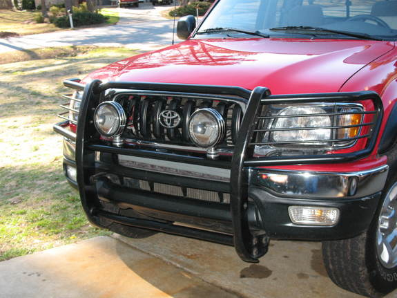 Truck Brush Guard >> drewj_89 2001 Toyota Tacoma Xtra Cab Specs, Photos, Modification Info at CarDomain