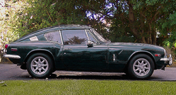 irish44j 1970 Triumph GT6