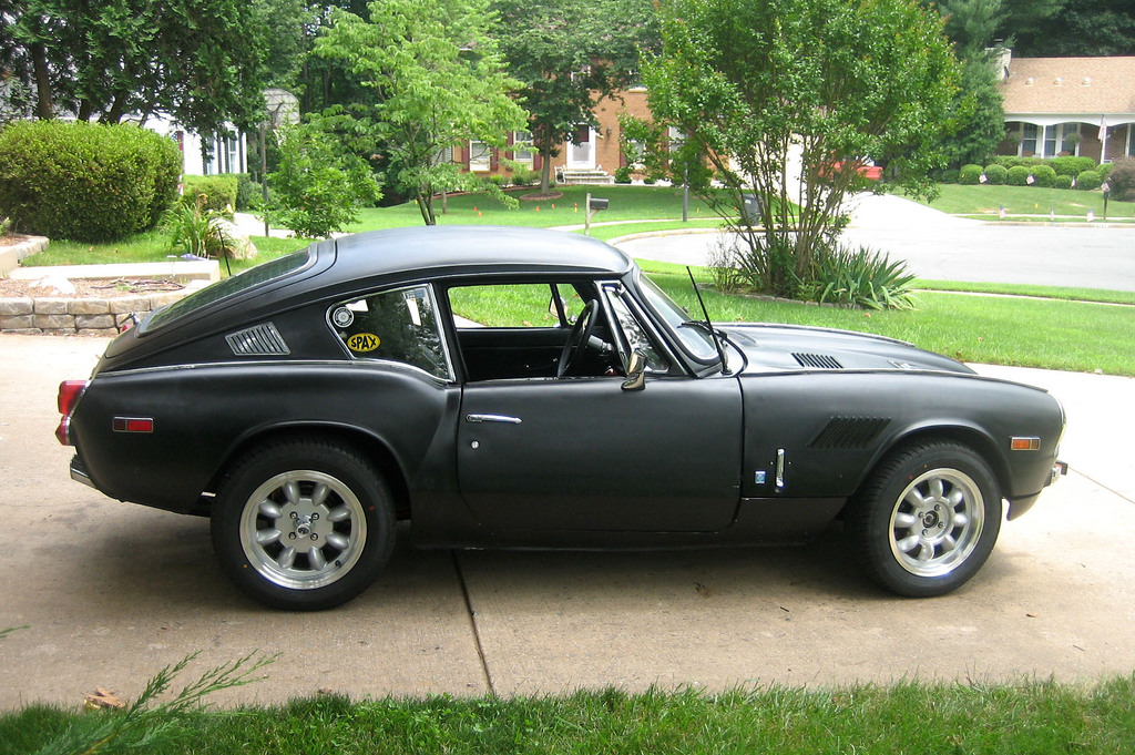 Irish44j 1970 Triumph Gt6 Specs Photos Modification Info