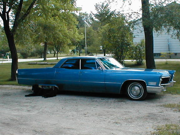 Another 2kul4skool 1967 Cadillac DeVille post... - 7628311
