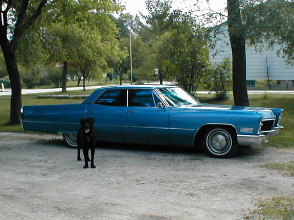 Another 2kul4skool 1967 Cadillac DeVille post... - 7628313