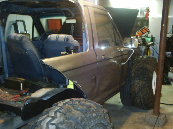 Another WARH0RSE 1987 Ford Bronco II post... - 7628909