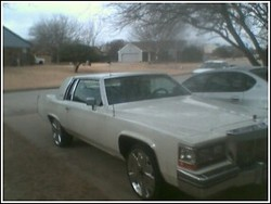 Chitowngangsta1 1981 Cadillac DeVille