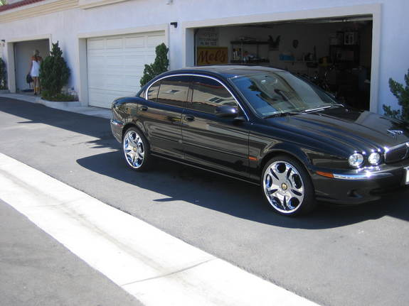 docj90045 2002 jaguar x type specs photos modification info at cardomain. Black Bedroom Furniture Sets. Home Design Ideas