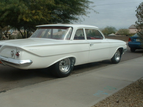 Another msharpone 1961 Chevrolet Biscayne post... - 7630622