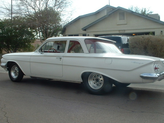 Another msharpone 1961 Chevrolet Biscayne post... - 7630624