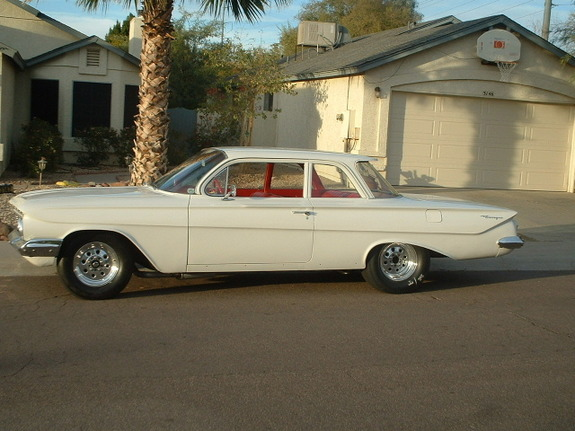 Msharpone 1961 Chevrolet Biscayne Specs Photos Modification Info At Cardomain