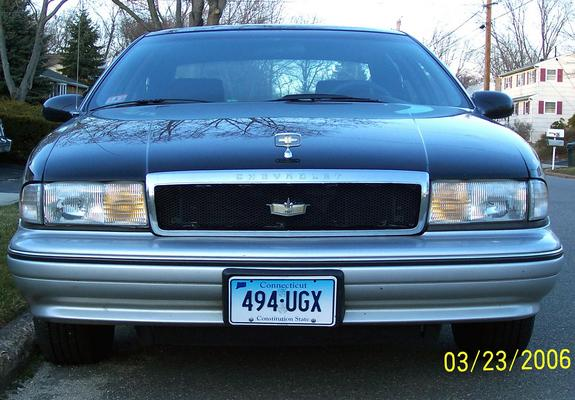 Big73Catalina 1995 Chevrolet Caprice 7631816